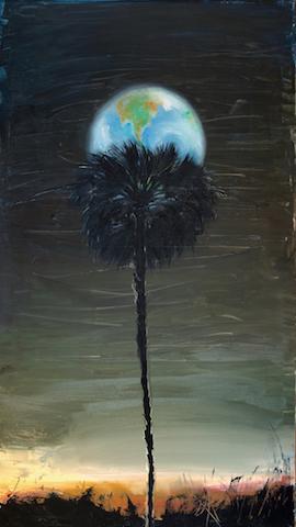 Krassimir Terziev - MoonPalmEarth, 2017