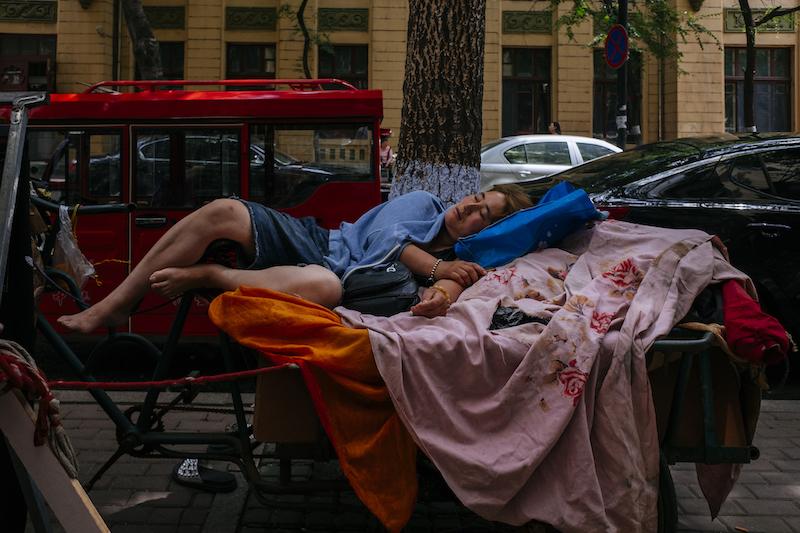 Михаил Новаков - Спящата Венера, 2017