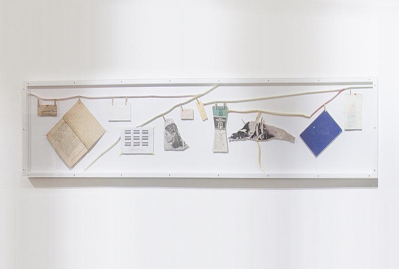 Svetlana Mircheva - Rebus collages At 11 o'clock put everything in the blue pot, 2014