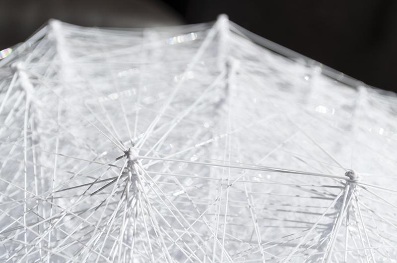 Leda Vaneva. Thin White Lines (2018- )
