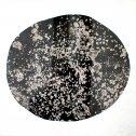 Галактика- M55N, 2010, смесена техника върху хартия, каширана върху пенокартон 37x42 см