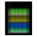 Transorganic 09, 2014, авторски отпечатък с архивни мастила върху 360г 100% памучна хартия, 56 x 50 см