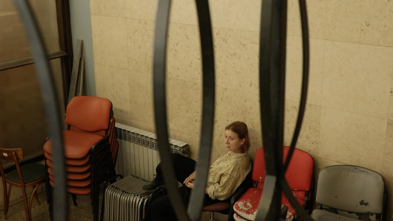 Синиша Илич. Waste, 2018, видео 4'7''