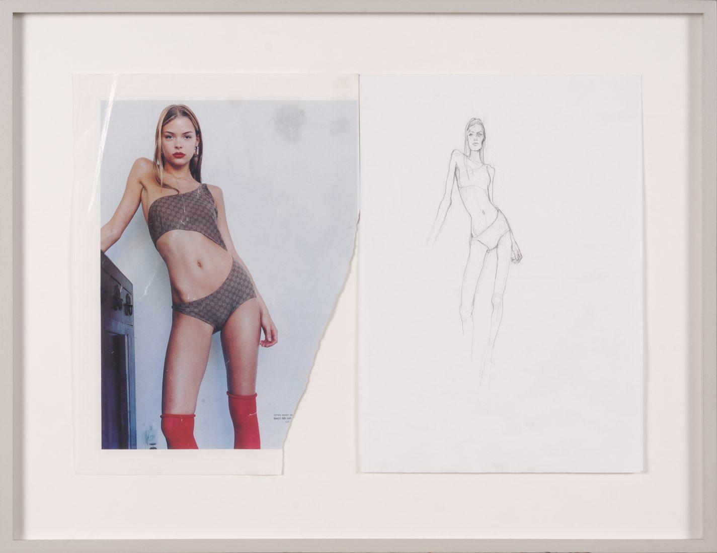 Л.А. Раевен. Ideal Individual, 1999-2001, колаж