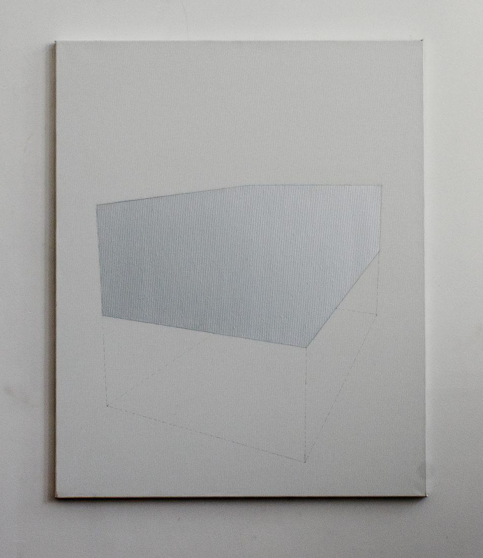 Симеон Симеонов. Без заглавие, 73x60 см.
