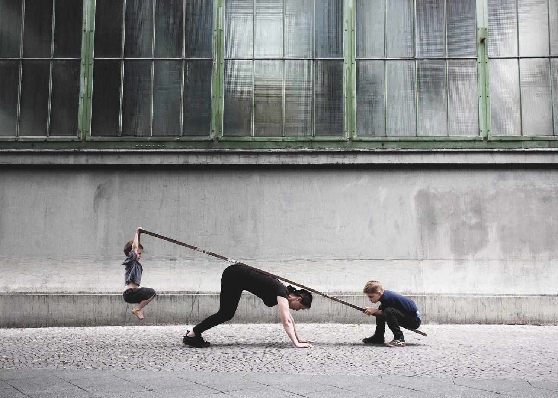Рейчъл Пичей и Пол Мосиг. Това / онова, 2016, фотография, 60 х 85 см. Снимката е предоставена от авторите