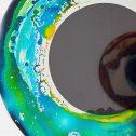 big pupils, 2019 glass UV glue, 150 cm