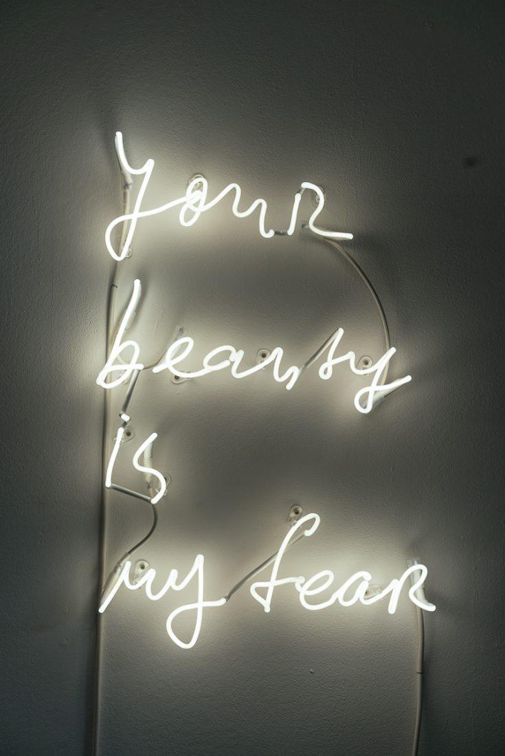 Калин Серапионов. Your Beauty is my Fear, 2017