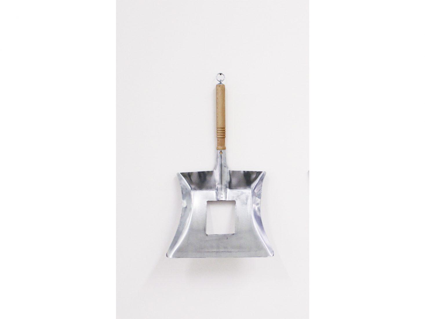 Michail Michailov. Shovel #8, 2019, object, 45x27 cm