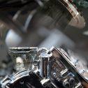 Органон 1, 2011, мастиленоструен отпечатък, фотохартия, алуминий, 140 х 100 см