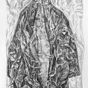Без заглавие I, 2019, рисунка с молив, 110х75 см