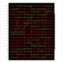 Transorganic 02, 2014, авторски отпечатък с архивни мастила върху 360г 100% памучна хартия, 56 x 50 см