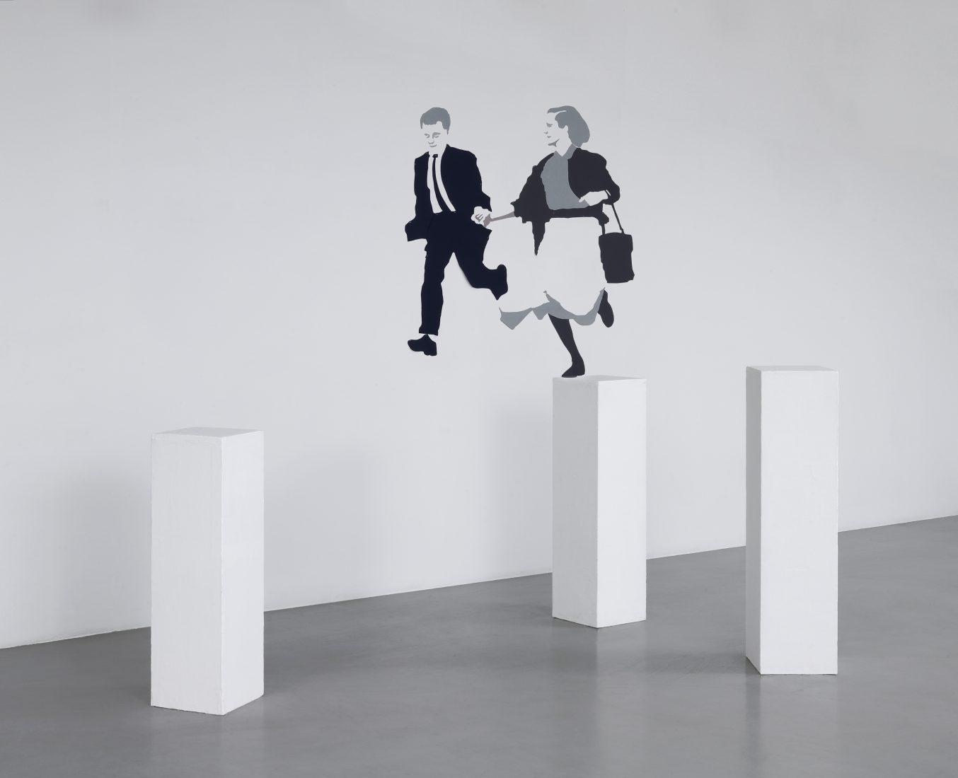 Игор Ешкиня. Пейзаж с две ръце, 2019, дигитален печат върху дибонд, 65 х 80 см